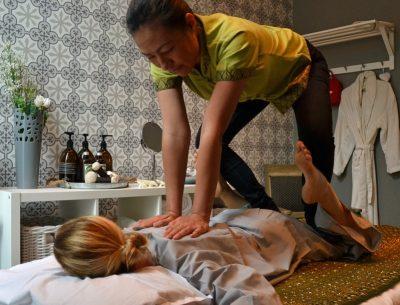 Vad är thaimassage?